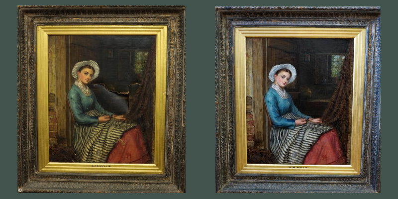 Fine Art Restorers and Conservators of Oil Paintings and Paper Conservation, London, Sussex and Oxford